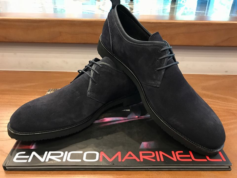 ENRICOMARINELLI - clothes, shoes for business and successful men