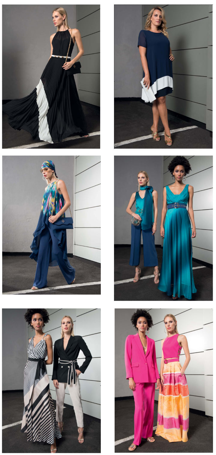 We invite you to a new collection of evening and cocktail dresses